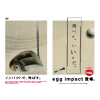 PRGR egg impact 雑誌広告