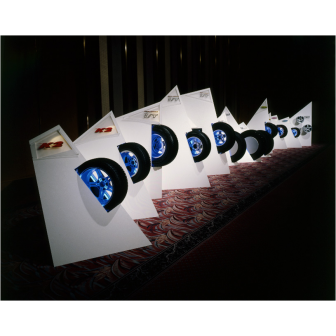 横浜ゴム スタッドレスタイヤ展1999